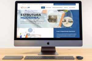 Clínica CicatrizAR  lança seu site